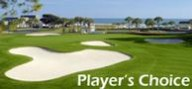 Thumbnail for: THE PLAYER'S CHOICE - all area courses at the lowest daily pricing