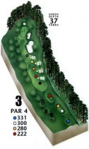 Aberdeen Country Club Hole Meadows #3