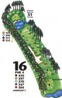 King's North at Myrtle Beach National Hole 16