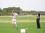 "Thumbnail for: Grande Dunes Golf Performance Center Quick Tip ""Short Pre-Round Warmup"""