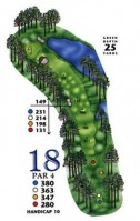 South Creek at Myrtle Beach National Hole 18