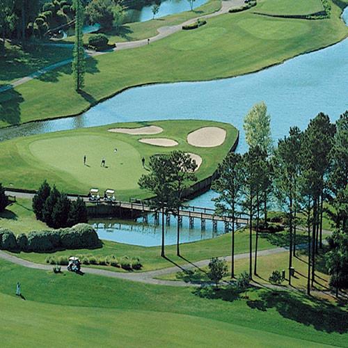 Pawleys Island Beach: River Club Golf In Myrtle Beach, SC