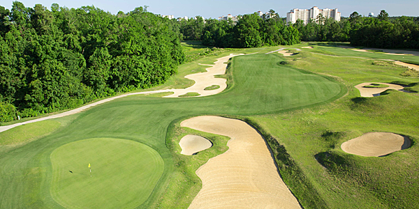 Tumbnail for: Five Most Difficult Myrtle Beach Golf Courses