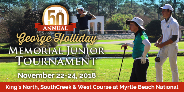 George Holliday Memorial Junior Tournament