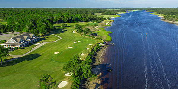 Tumbnail for: Five Fantastic Intracoastal Waterway Golf Holes in Myrtle Beach