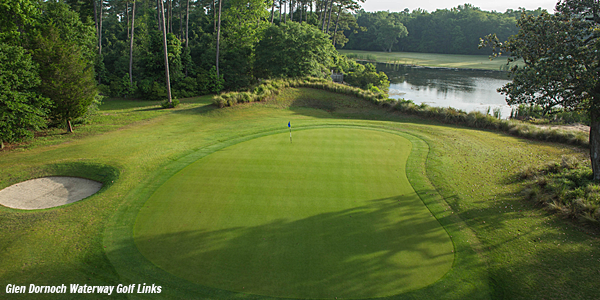 Myrtle Beach Professionals' Honorable Mention Top Courses