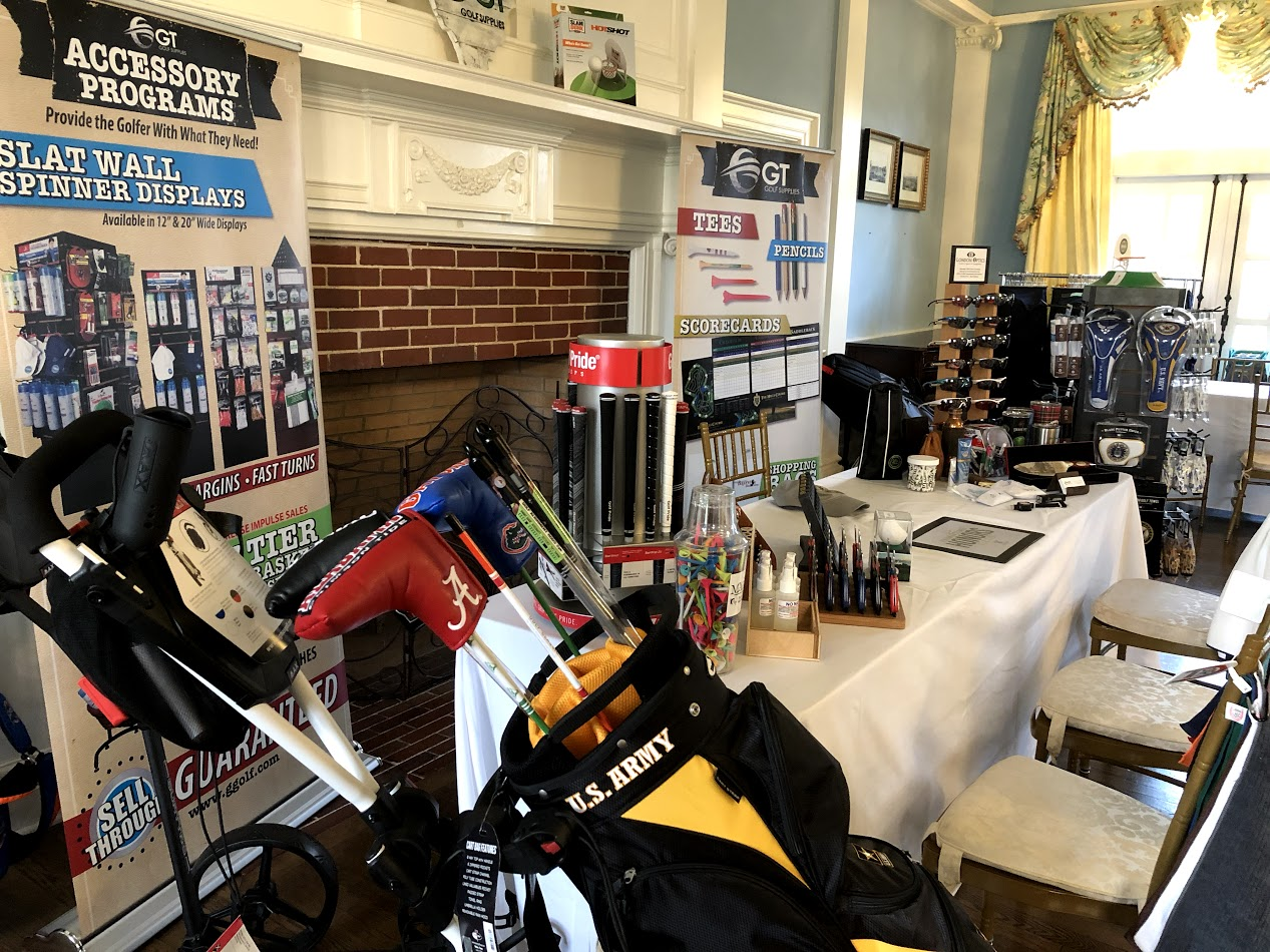 Golf Shop Merchandise