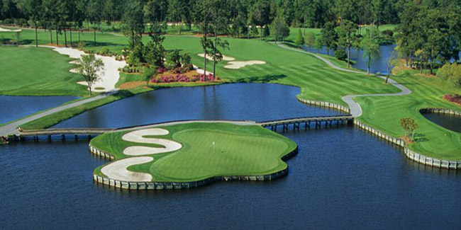 Image of King's North at Myrtle Beach National