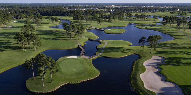 The Man O' War Golf Club | Myrtle Beach Golf Courses