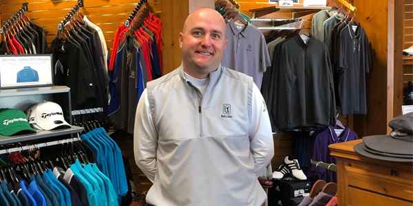 Matt Daly Golf Shop