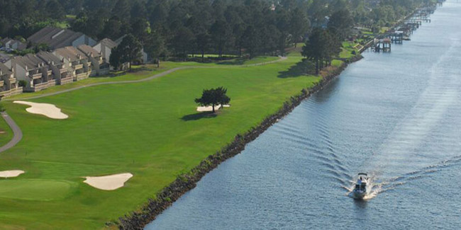 Image of Myrtlewood Golf Club - Palmetto Course