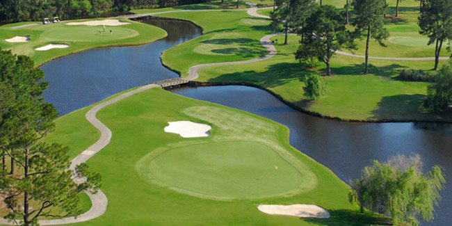 Image of Myrtlewood Golf Club - PineHills Course