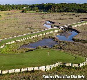 Pawleys Plantation 13th Hole