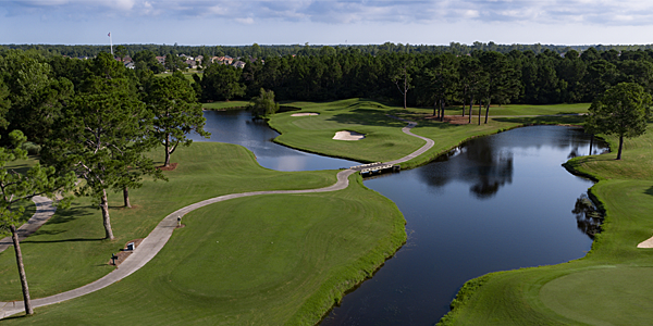 Tumbnail for: Five Myrtle Beach Courses Worth Another Look For Your Spring Vacation
