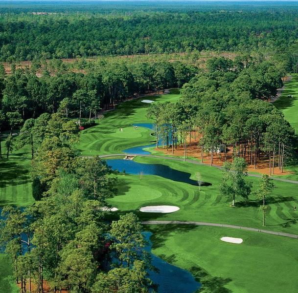 myrtle beach golf course guide