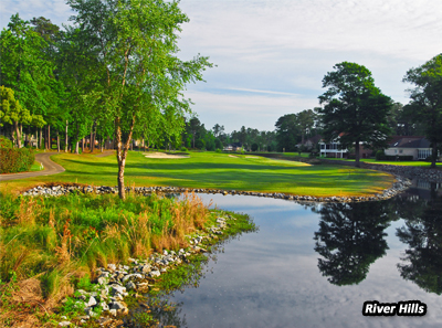 Tumbnail for: Four Reasons for a Golf Getaway on Myrtle Beach's North Strand