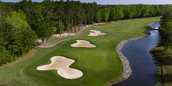 Tumbnail for: Four Underrated Myrtle Beach Golf Courses