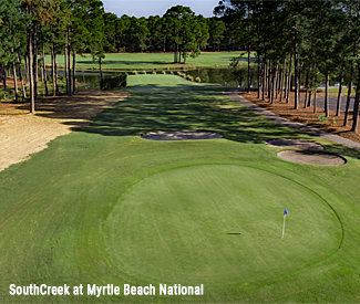 SouthCreek at Myrtle Beach National Golf Club
