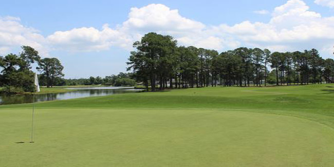 Image of South Creek at Myrtle Beach National