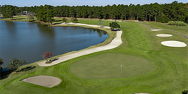 Myrtle Beach National Southcreek Short On Distance Long Thought