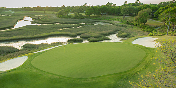 Tumbnail for: Turkey Tee Off: 5 Myrtle Beach Courses to Work Up Your Thanksgiving Appetite