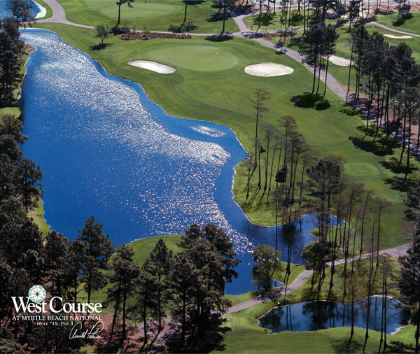 Image of West Course at Myrtle Beach National