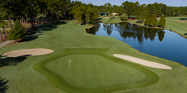 Tumbnail for: Five Myrtle Beach Golf Finishing Holes That Go Against the Grain