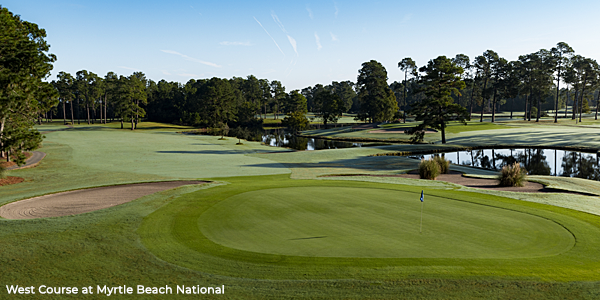 West Course at Myrtle Beach National