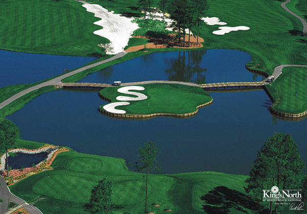 King S North At Myrtle Beach National Myrtle Beach Golf Guide Myrtle Beach Golf Courses