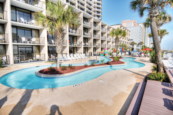 Compass Cove Resort Myrtle Beach Stay And Play Golf